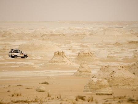 Aqabat at The White Desert