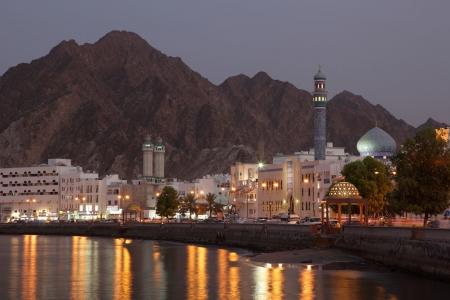 Muscat by Night
