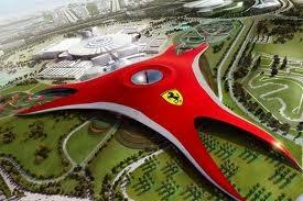 Ferrari World Ausflug von Abu Dhabi