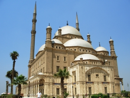 Salah El Din Citadel And Mohamed Ali Mosque in Cairo