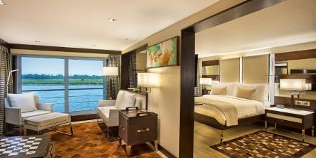 Nile Cruise Suite