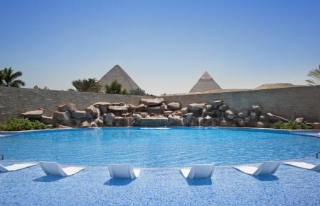 Mena House Hotel Pool