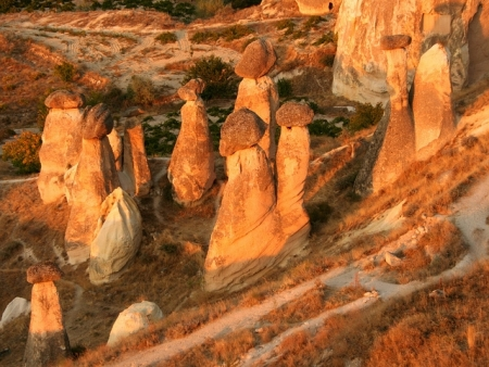 Cavusin ,Capadocia