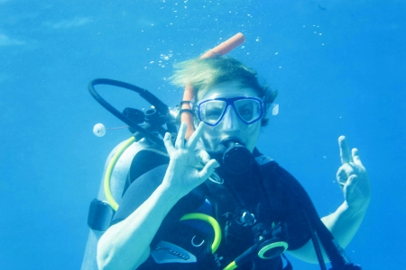 Hurghada Open Water Dive Course