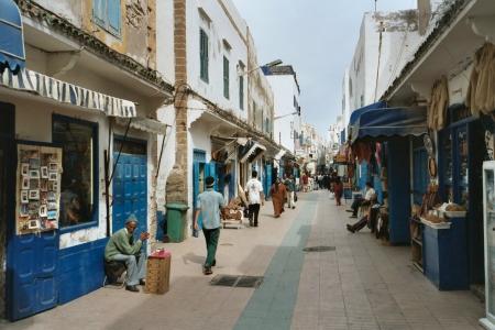 Strade Portoghesi della Medina