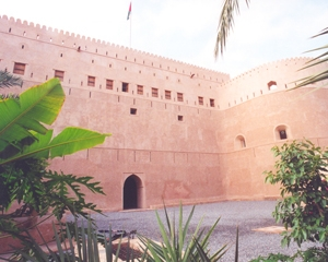 AlHazm Castle in Oman