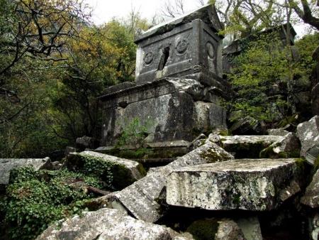 Antalya Termessos of Turkey