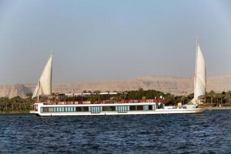 MS Feddya Dahabeya Luxury Nile Cruise