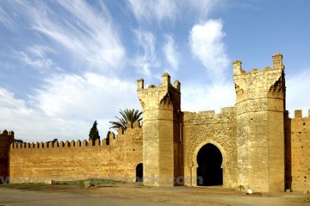 Día 2 : La ciudad de Necrópolis de Chellah