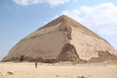 La Piramide Romboidale di Snefru