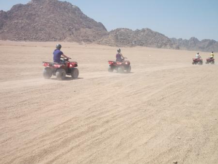 Super Safari Ausflug in Sharm El Sheikh