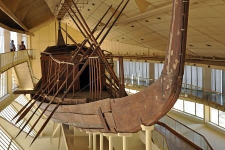 Barca Solare di Cheope
