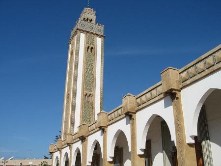Mesquita em Agadir