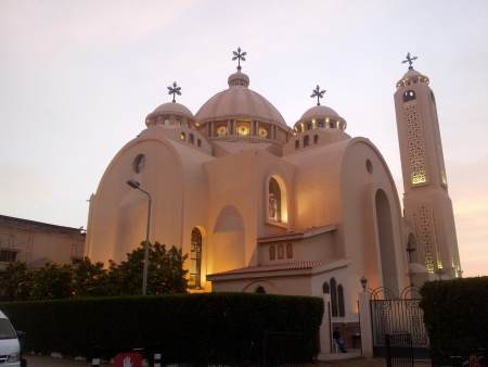 Old Church of Sharm