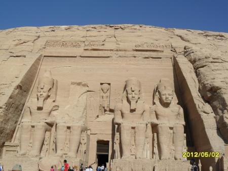 Abu Simbel Temple