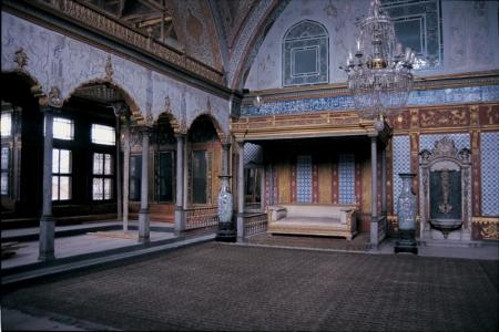 Palacio de Topkapi ,Estanbul
