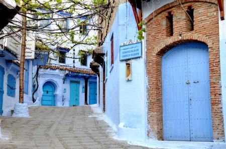 Città Blu di Chefchaouen
