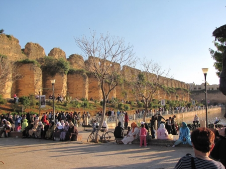 Volunilis - Meknés - Marrocos