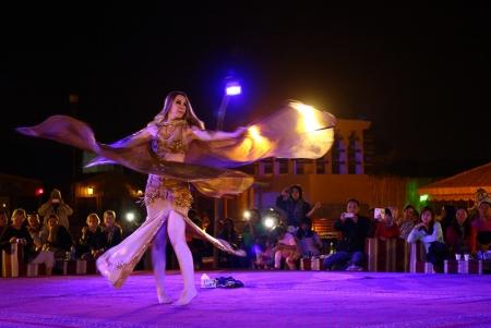 Belly Dancer in Dubai