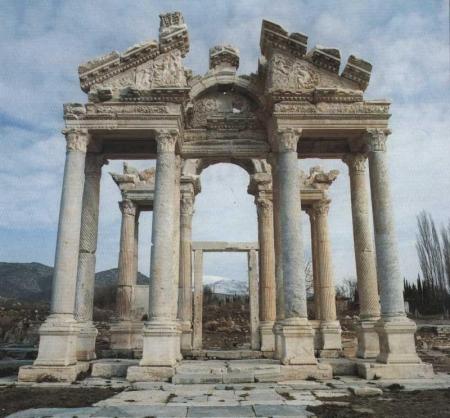 Aydın Aphrodisias of Turkey