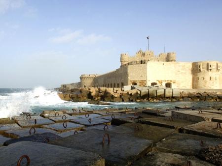 Qaitbey Citadel, Alexandria