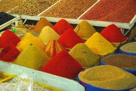 Spices Souk in Taroudant