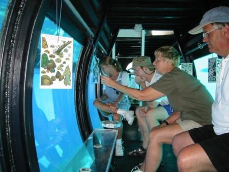 U Boot in Sharm El-Shiekh