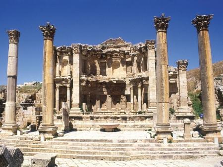 The Nymphaeum, Amman CIty