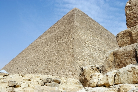The Great Pyramid of Khufu (Cheops)