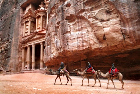 Petra Red Rose City