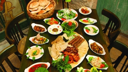 Jordanian Cuisine, True Foodie Pleasure