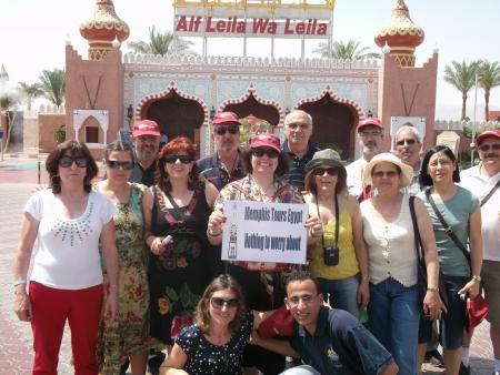 Fantasia Show of Alf Leila Wa Leila