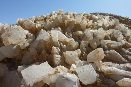Crystal Mountain, Western Desert