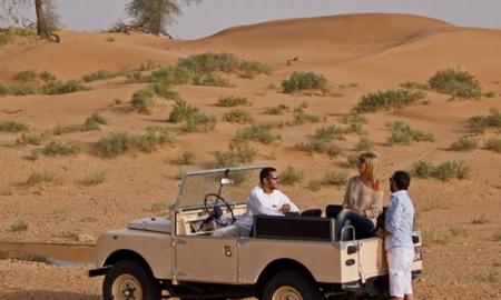 Dubai Heritage Safari, Wildlife Drive with Breakfast