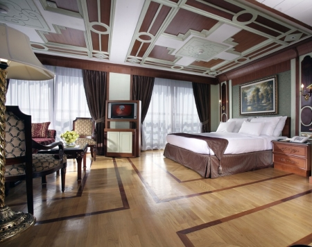 Sonesta St. George Nile Cruise Presidential Suite