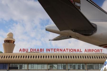 Aeroporto Internazionale di Abu Dhabi