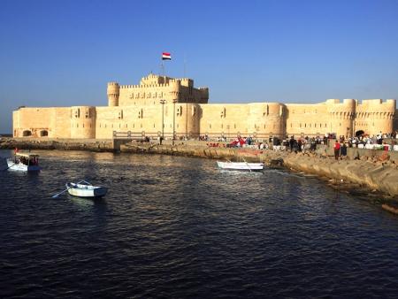 Alexandria Citadel, Egypt