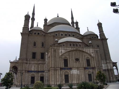 La Ciudadela de Saladino , La Mezquita de Alabastro