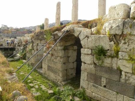 Ruinas de la Antigua Esmirna