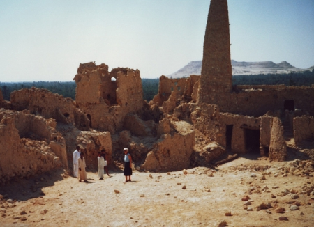 Temple of Amon