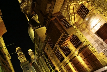 Al-Muizz Street, Islamic Cairo