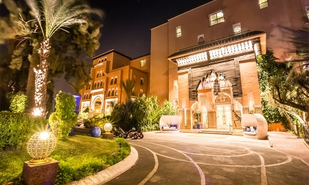 Hotel Sofitel Marrakech Lounge & Spa