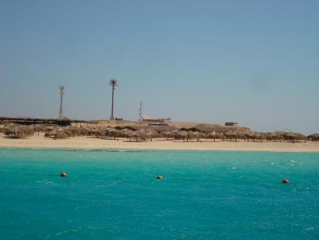 Paradise Giftune Island, Hurghada