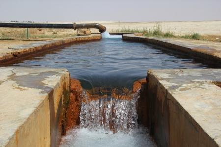 Beer Seta, Farafra Oasis