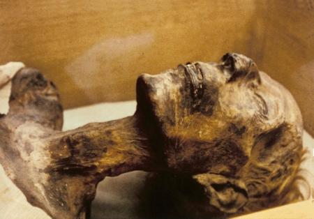 Sala delle Mummie, Museo Egizio del Cairo
