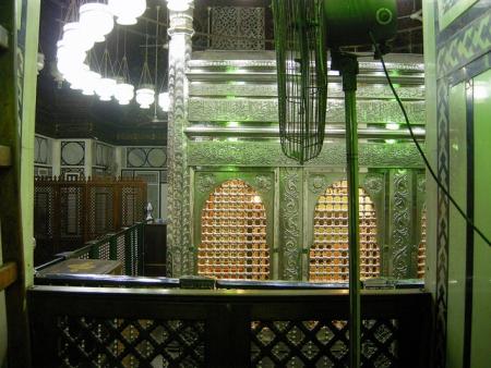 Al-Hussein Mosque, Cairo
