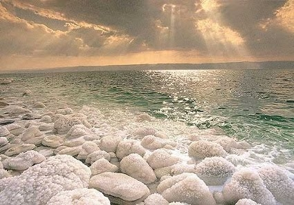 Mar Muerto, Jordania