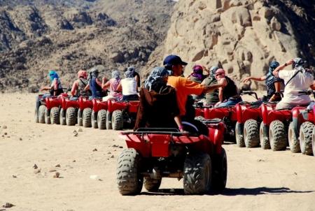 Desert Quad Bike, Hurghada