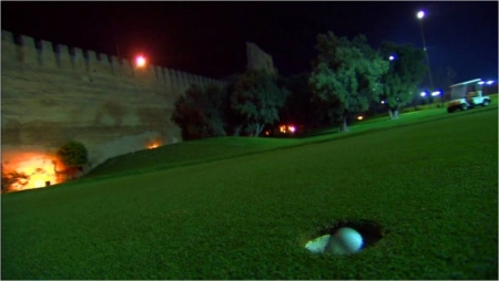 El clubo de Royal Golf en Meknes
