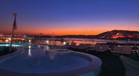 Mövenpick MS Hamees Nile Cruise Pool
